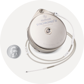 Implantable system for Remodulin