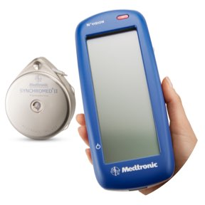 Implantable system for Remodulin with Medtronic